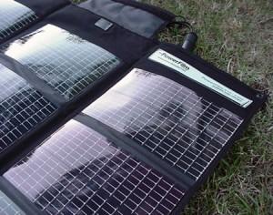 PowerFilm 20 Watt Folding Solar Panel