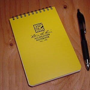 Rite in the Rain 146 spiral notebook
