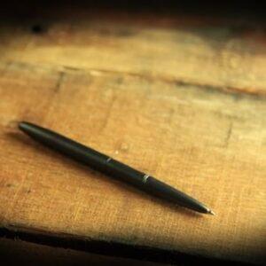 All-Weather Pen : Black Bullet