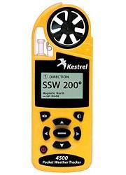 Kestrel 4500 Pocket Weather Tracker