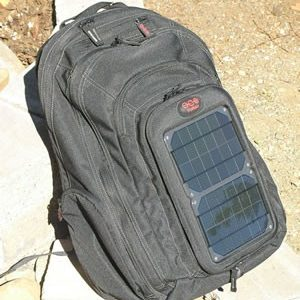Voltaic Off-Grid : Solar Backpack