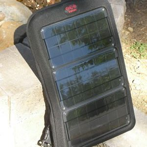 Voltaic Fuse 10W : Solar Laptop Charger