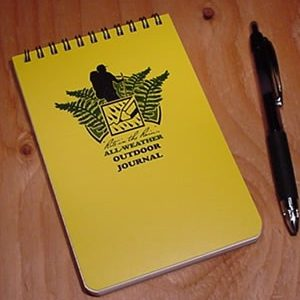 Rite in the Rain 1701 Weatherproof Outdoor Journal