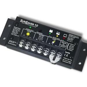 SunSaver 10 Solar Charge Controller - Base Unit 12V