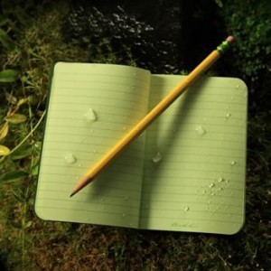 Rite in the Rain 954 : Field-Flex Mini Notebook (Green)