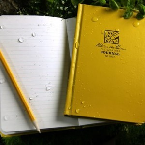 Rite In The Rain Canada 390F : Bound Book - Journal