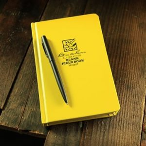 Rite In The Rain 330F : Bound Notebook - Blank