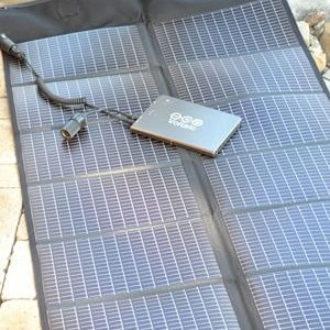 Trek North 30 solar charger