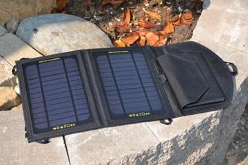 Secur 7 USB solar charger