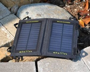 Secur 3W pocket USB solar charger