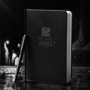 Rite in the Rain 770F : Bound Book - Universal/Black