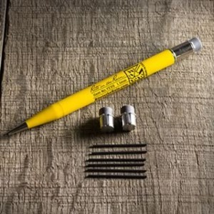 YE99 : Waterproof Mechanical Pencil - Yellow