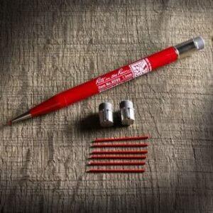 RD99 : Waterproof Mechanical Pencil - Red