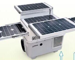 Solar ePower Cube 1500 - solar