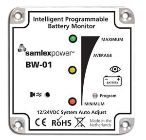 BW-01 Battery Monitor