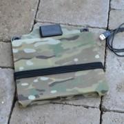 Kickr IV : USB Solar Panel camo kit