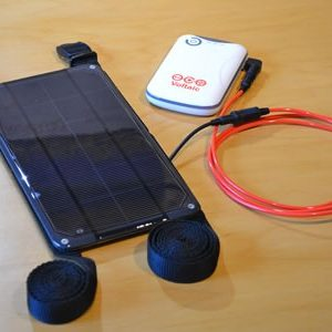 UltraLight 3 & Kayak 3 solar charger