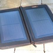 Kickr IV+ : USB Solar Pack solar charger