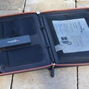 Enerplex Kickr II Plus open case