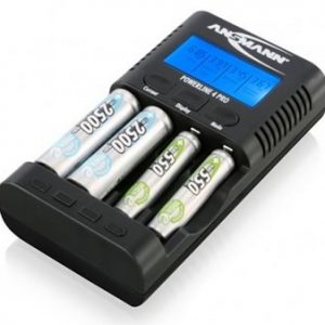 Ansmann Powerline 4 Pro battery charger
