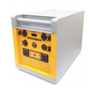 powerack 1500 lithium battery for solar
