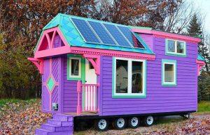 tiny house solar