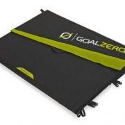 goal zero nomad 100 solar folded
