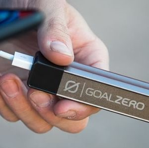 goal zero flip 10 USB battery pack