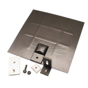 snapnrack comp flashing base l-foot kit 242-92050