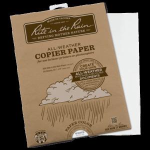 rite in the rain 8511-50 laser paper