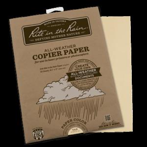 rite in the rain 9511t-50 laser paper