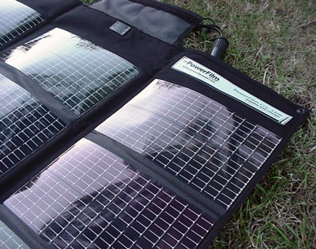 20w Powerfilm Fold Flex Solar Panel Modern Outpost