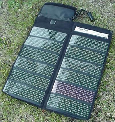 PowerFilm 10 Watt Folding Solar Panel