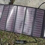 PowerFilm 5 Watt Folding Solar Panel