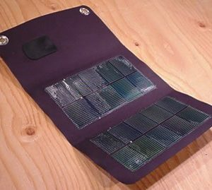 SunLINQ USB Mini solar charger