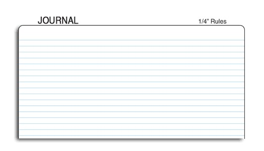 "3-1/4x5"" Weatherproof Mini Spiral Notebook 393-M"