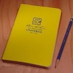 Rite in the Rain 374 field flex notebook