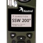 Kestrel 4500NV Weather Tracker