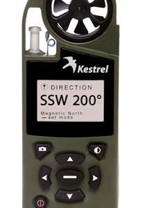 Kestrel 4500NV Weather Tracker