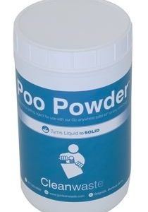 Poo Powder Waste Treatment Powder