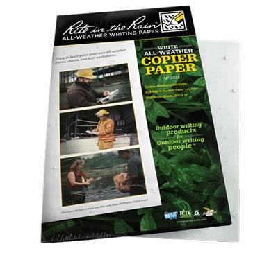 Rite in the Rain 8514 laser paper legal