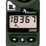 Kestrel 3500NV Pocket Weather Meter