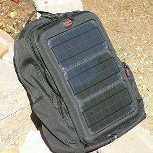 Voltaic Array : Solar Laptop Charger