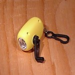 Coghlans Mini Dynamo Flashlight