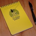 rite in the rain 1732 : Weatherproof Fly Fishing Journal