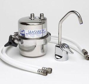 Seagull X-1B Water Purifier - Inline, No Faucet