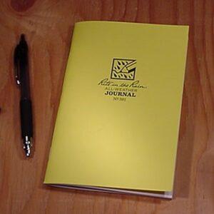391 : Stapled Notebook (Journal)