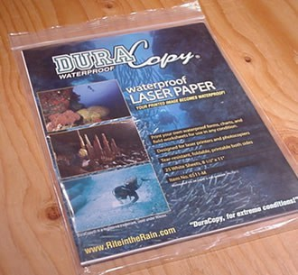 DuraCopy Waterproof 25pk