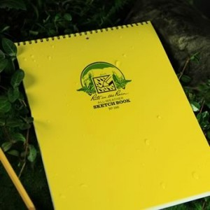 rite in the rain 186 : Outdoor Sketch Book