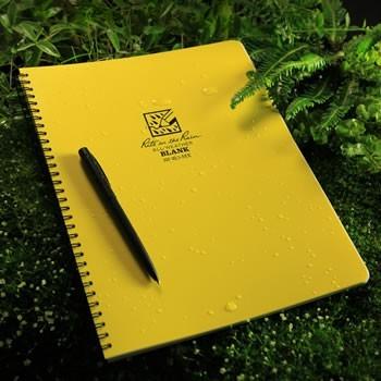 Rite in the Rain 333-MX : Maxi Blank Notebook